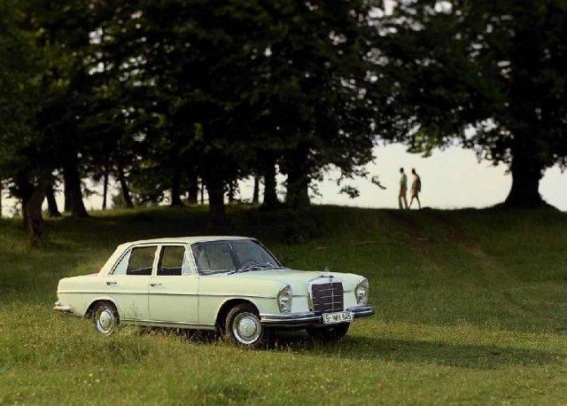 Mercedes S класа W108 W109