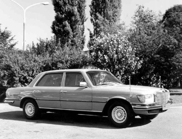 Mercedes S класа W116