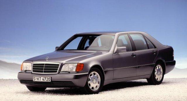 Mercedes S класа W140