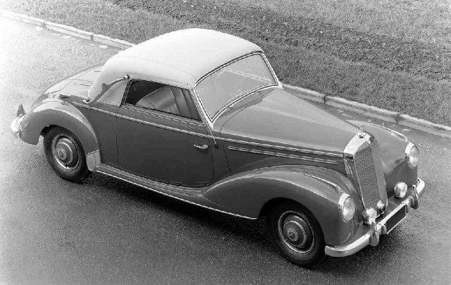 Mercedes S класа W187