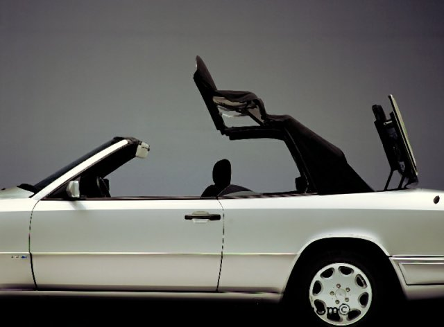 Mercedes Cabriolet A124