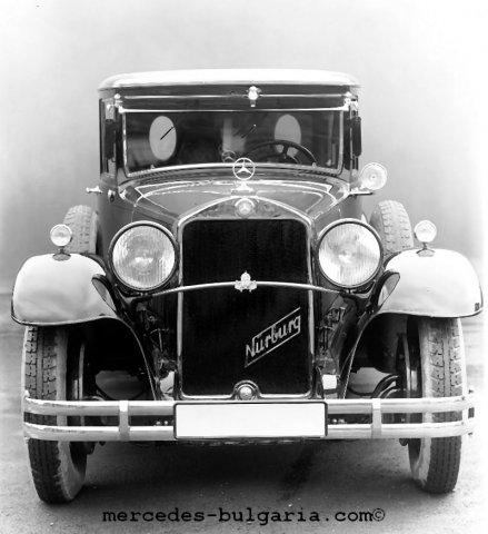 Mercedes-Benz Popemobil