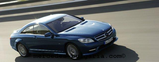 2010 Mercedes CL