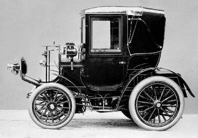 Benz Dos-a-Dos Mylord coupe1901