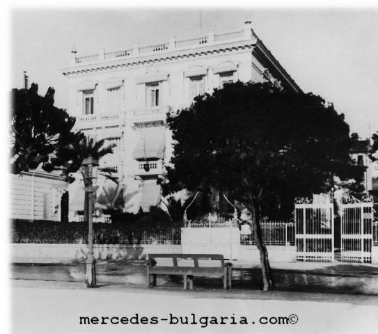 Villa Mercedes в Ница