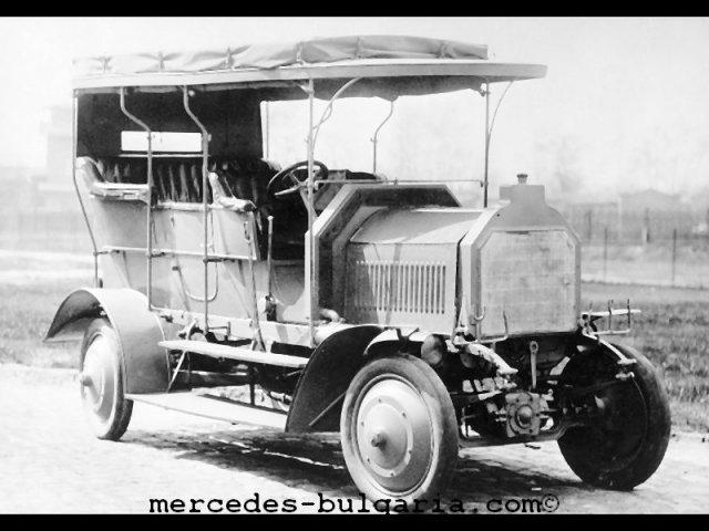 Daimler-Dernburg-Wagen