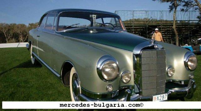 Mercedes-Benz 300b Pininfarina