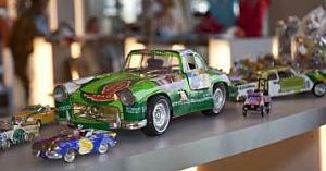 First Mercedes-Benz collectors' fair