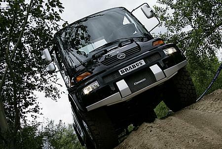 mercedes benz unimog u500 black edition