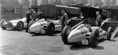 mercedes w154 silver arrows