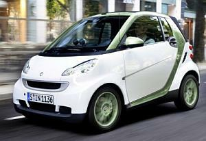 samrt fortwo electric drive