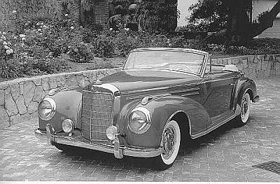 Mercedes Benz 300Sc roadster